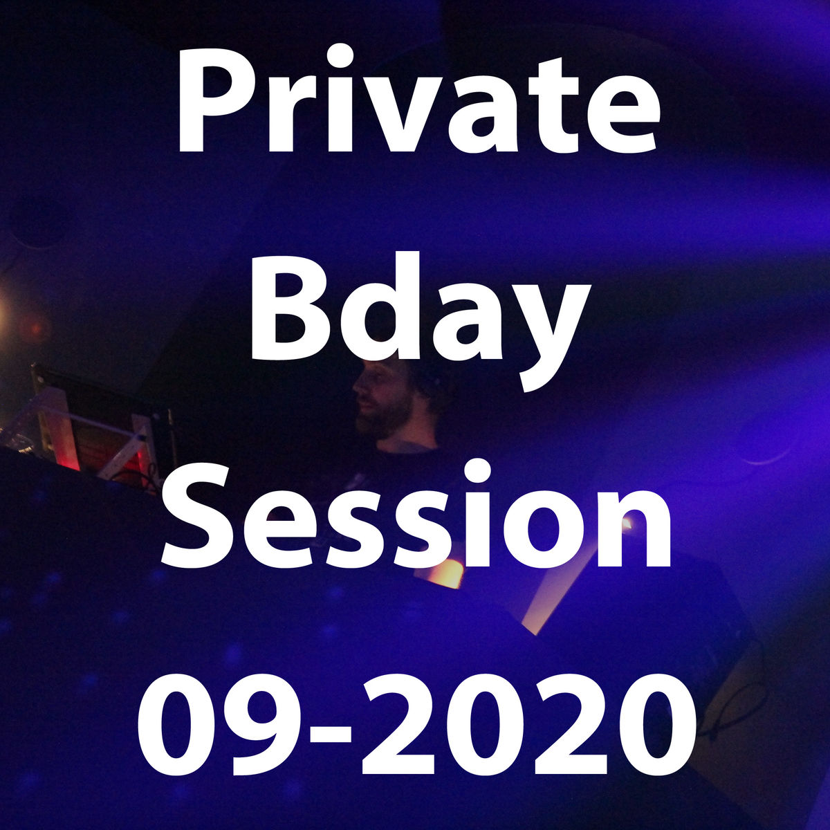 Benjamin Pietzner - Live @ Private Bday Session 09/2020 - Electronic Tower