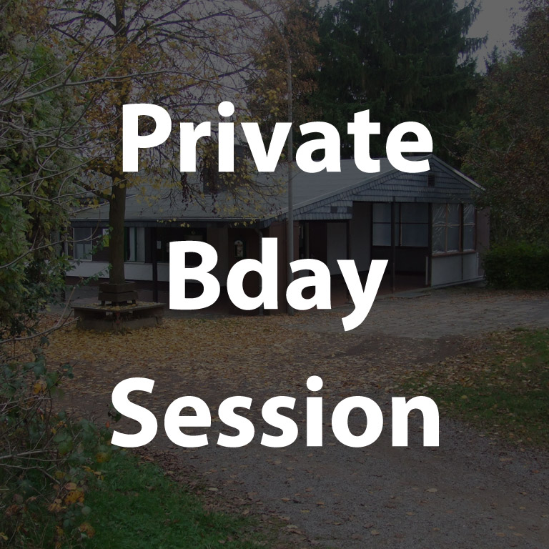 Private Bday Session 2/2 [2016]
